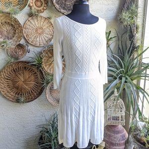 New Lauren Ralph Lauren S Cozy HOLIDAY Cable Knit